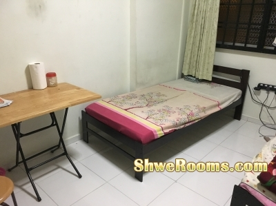 Male Room-mate near Boon Lay MRT