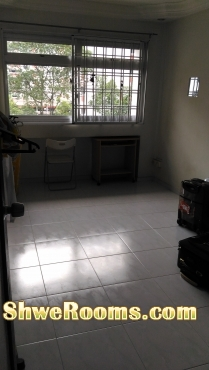 ** Yew Tee MRT , one common room for rent