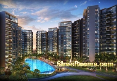 Yishun Eight Courtyard Condo