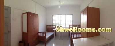 Available Short Term Female Room (nearby  City Area)$20
