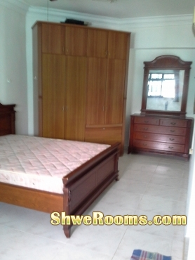 1st December Available MasterRoom@ In Front Of Sembawang MRT