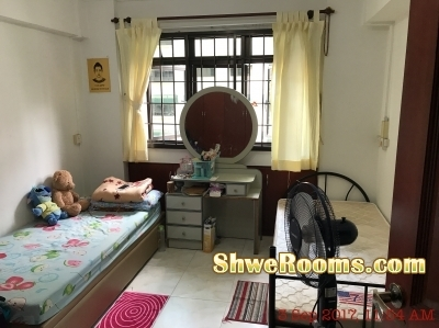 24HR AIRCON AND SPACIOUS COMMON ROOM IN SEMBAWANG
