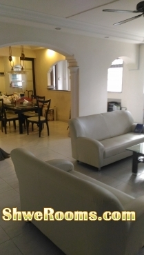 @#@@Yew Tee MRT , ONE COMMON ROOM FOR RENT@@###