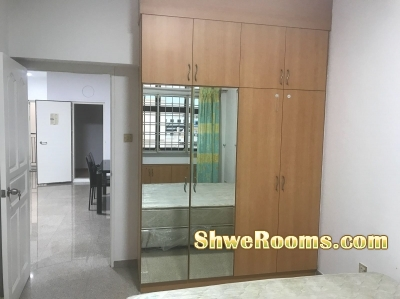 ^^^ Blk 652B, Two Common Room To Rent Near Pioneer MRT ( Male / Female / Couple ) ^^^