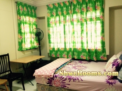 >>>(SHORT/LONG TERM) MASTER/Common ROOM NEAR SEMBAWANG MRT <<<