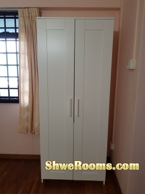 Big Single Room Available at Sembawang (Just 7min walk from Sembawang MRT)