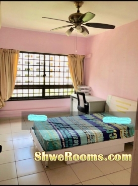 COMMON ROOM/SINGLE ROOM RENTAL AT YEW TEE