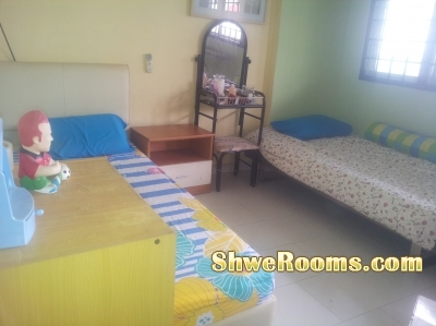 room for rent in Choa Chu Kang