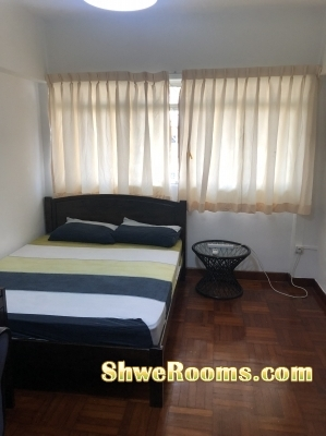 Common Room with AC for Couple @ Near Bukit Batok MRT