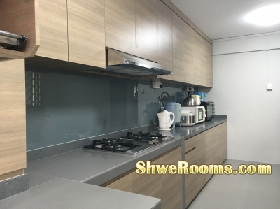 *Common Room@Marsiling MRT*PUB Inclusive*2mins Walking Distance to MRT*