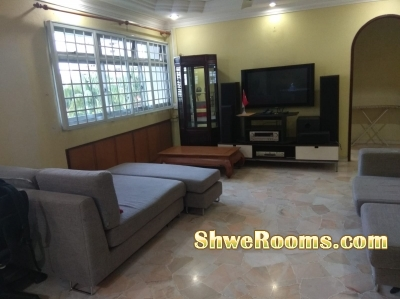 Master Bedroom/ Common Bedroom @ Beside Yew Tee MRT