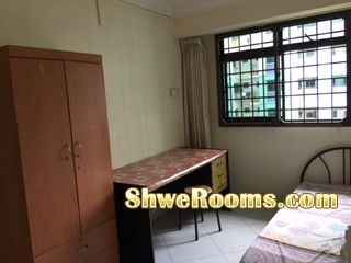 Single Room for Rent Near Sembawang MRT ( 1 person per room)