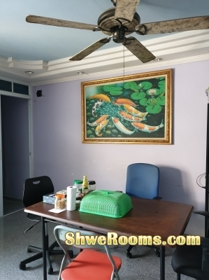Common room for rent near Boonlay MRT