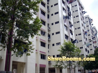 Common Room for Rent Near Lakeside MRT