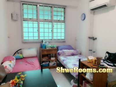 AIRCON COMMON ROOM ($700) in Sembawang