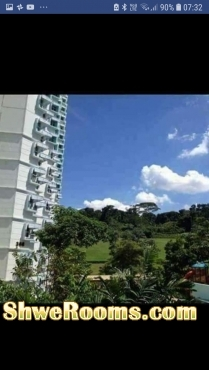 One common bed room for rent at Bukit Gombak!!!!!