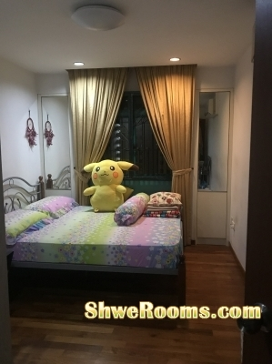 >>>( Long term) Common room within 5 mins  walking distance from Sembawang MRT !<<<