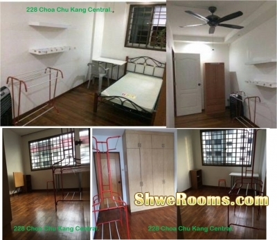 Rooms Rental Near CHOA CHU KANG