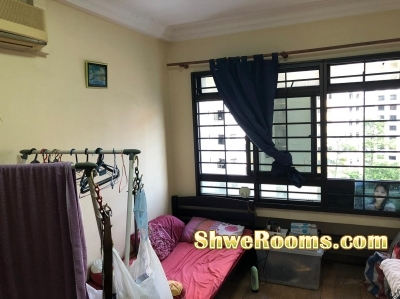 2 Common room for rent 2 bus stops away from Boon Lay MRT